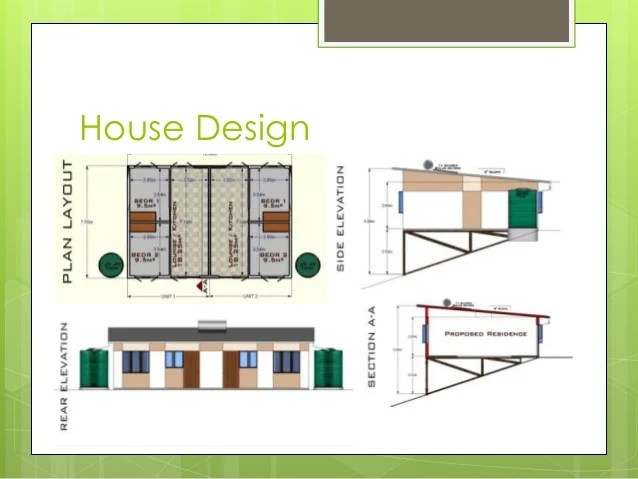 Low Cost Housing Presentation