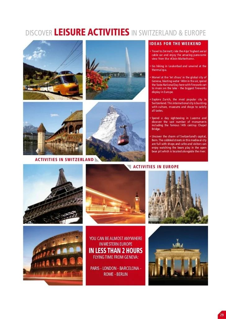 Les Roches Main Brochure