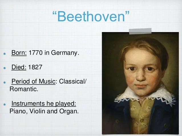 Beethoven Violin And Piano Lessons