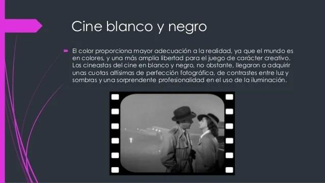 Cine blanco y negro