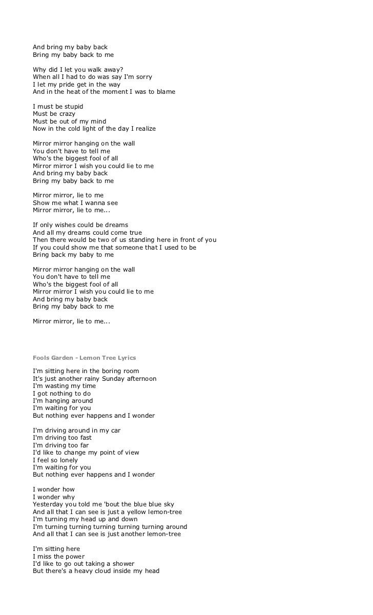 When I M With My Baby Lyrics : lyrics, Lyrics