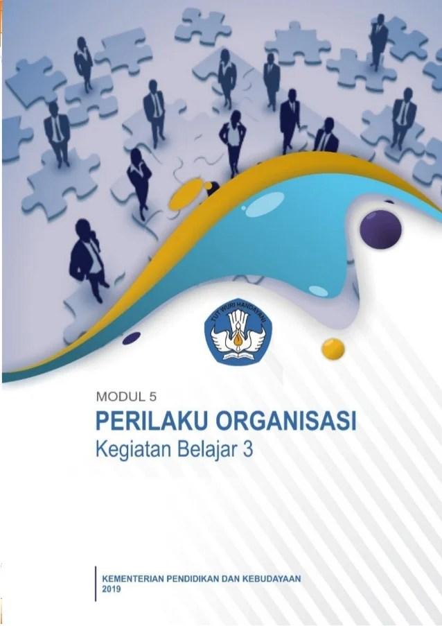 Tugas M5 Kb3 : tugas, Perilaku, Organisasi