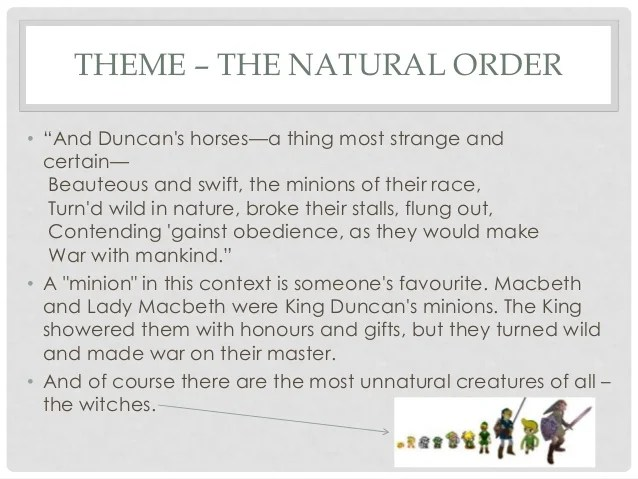 macbeth context to witches