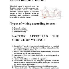 Do It Yourself House Wiring Diagram Gooseneck Trailer Description Diagrams Lose Schematic