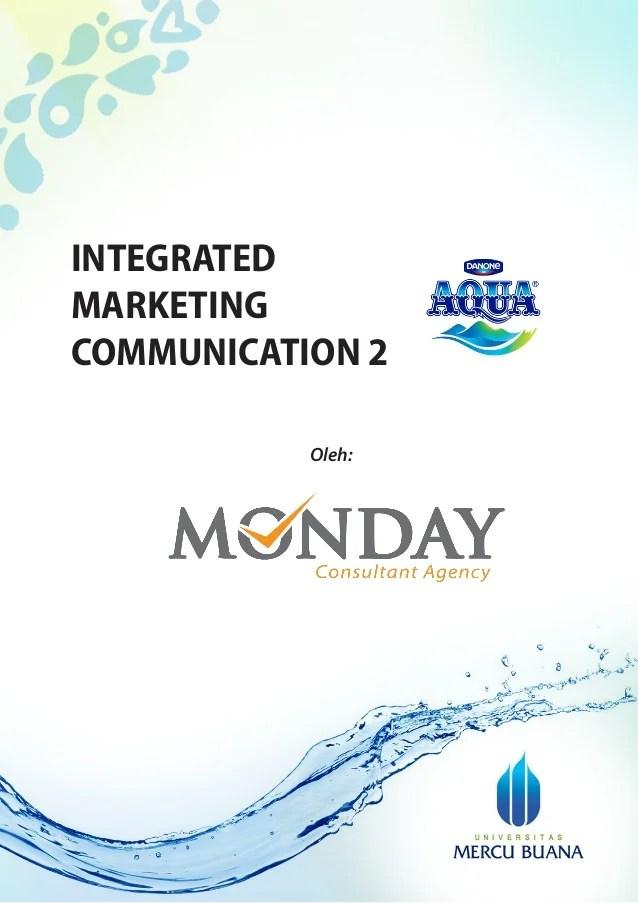 Contoh Laporan Riset Pemasaran Produk Aqua Kumpulan Contoh Laporan Cute766