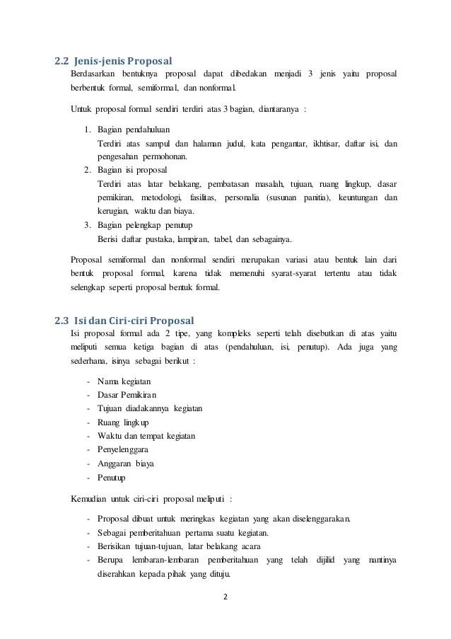 Contoh Proposal Formal Lengkap : contoh, proposal, formal, lengkap, Contoh, Proposal, Formal, IlmuSosial.id