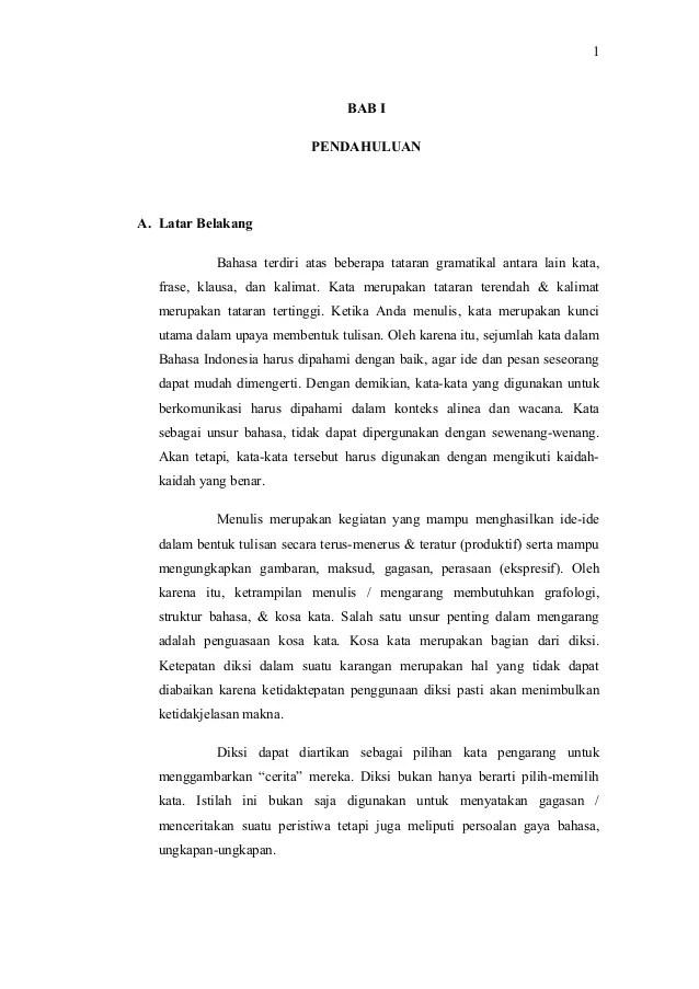 Latar Belakang Bahasa Indonesia : latar, belakang, bahasa, indonesia, Makalah, Bahasa, Indonesia