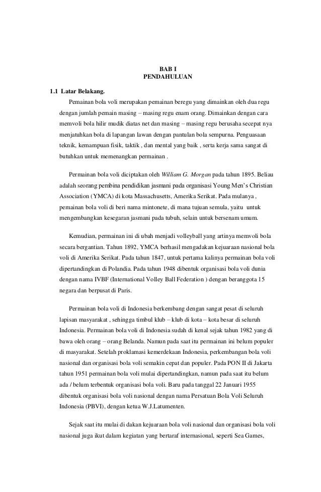 Makalah Tentang Bola Voli : makalah, tentang, Makalah