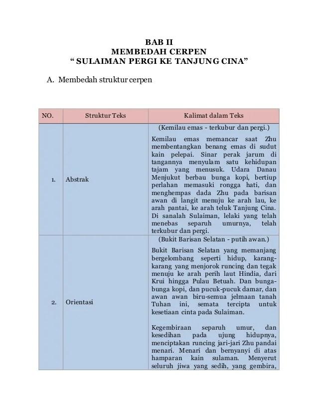Struktur Teks Cerpen : struktur, cerpen, Fungsi, Struktur, Membedah, Cerpen, Sulaiman, Pergi, Tanjung, Cute766
