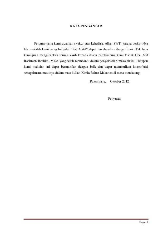 Contoh Kata Pengantar Makalah Zat Adiktif Dan Psikotropika Surat Hh Cute766