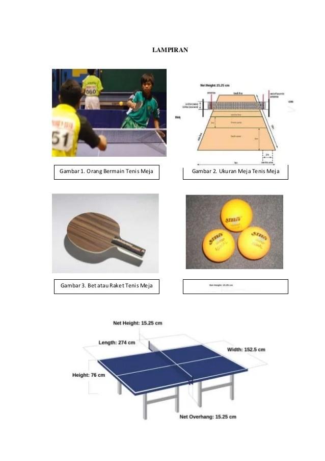 Manfaat Olahraga Tenis Meja : manfaat, olahraga, tenis, Makalah, Olahraga, Tenis