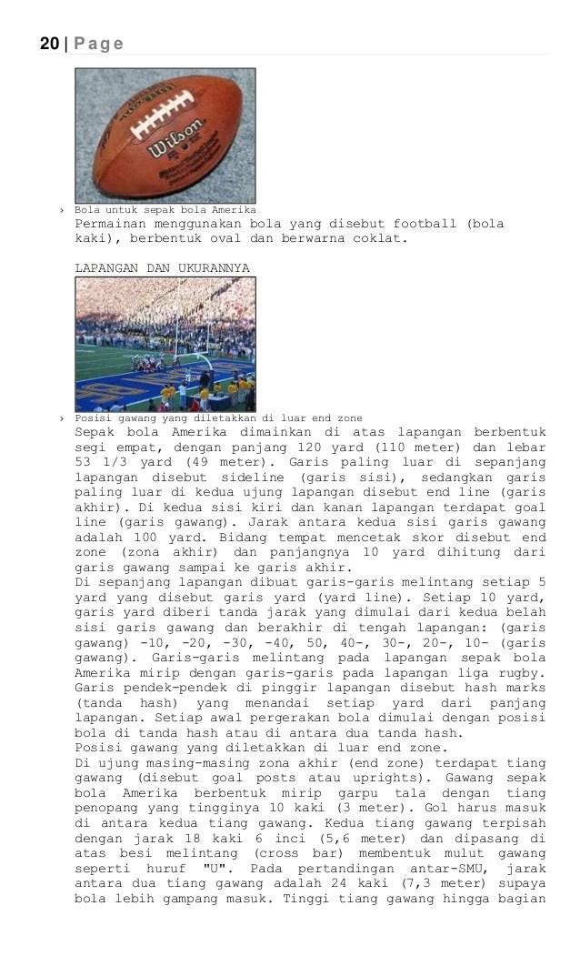 Ukuran Lapangan Rugby : ukuran, lapangan, rugby, Makalah, Olahraga, Dunia, [tugas, Matkul., Penjaskes, In…