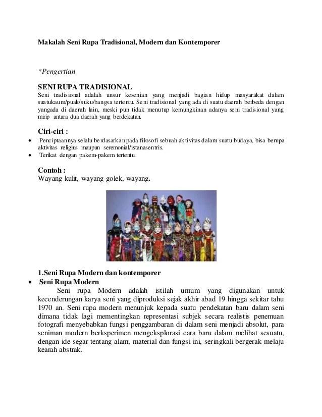 Contoh Kesenian Tradisional : contoh, kesenian, tradisional, Makalah, Tradisional, Cute766