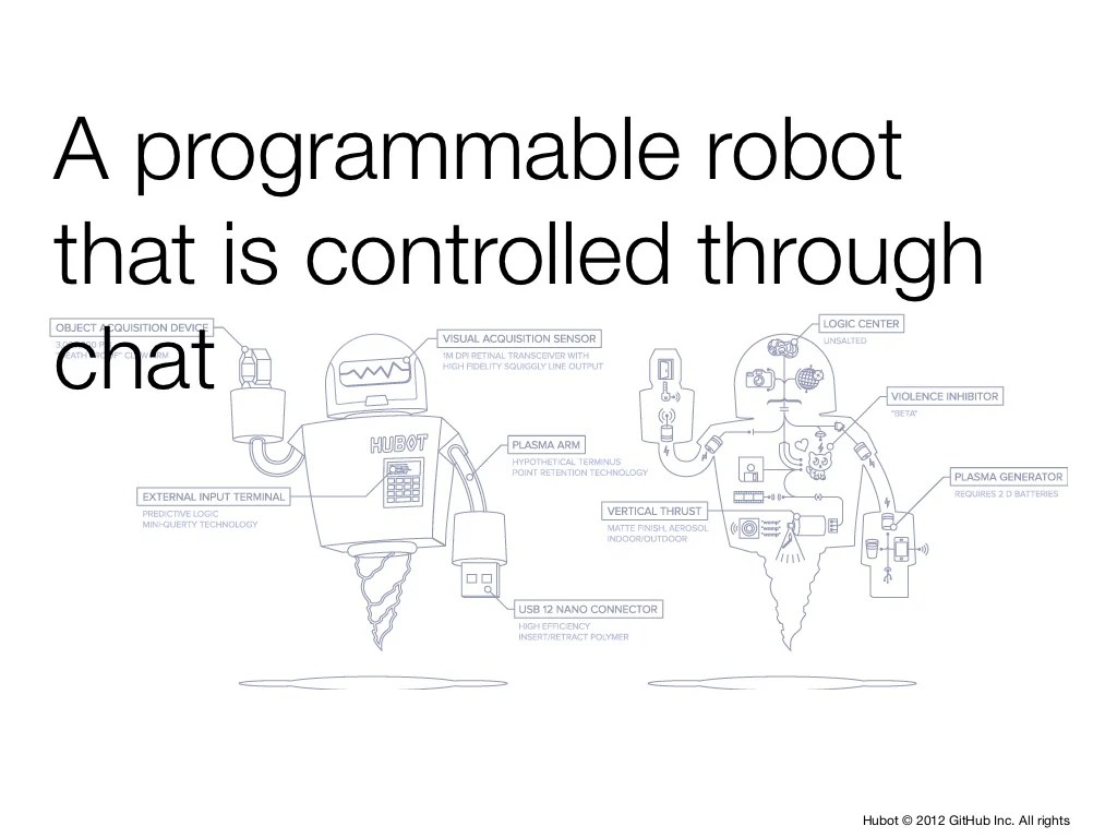 A programmable robotthat is controlled