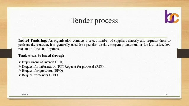 Covering Letters For Tender Submission | Sample best Resume