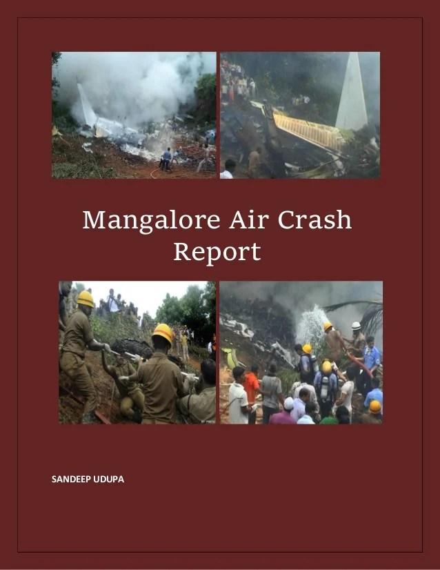 Mangalore air-crash-report