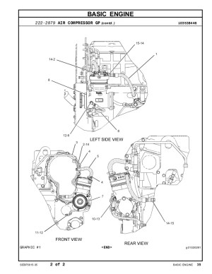 Cat 416c Backhoe Hydraulic System Diagrams  Best Place to