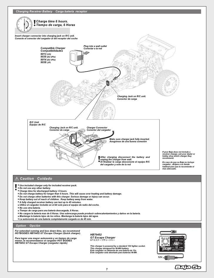 Hpi Baja 5b Parts Diagram   Reviewmotorsco