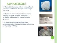 Manufacturing process of ceramic tiles