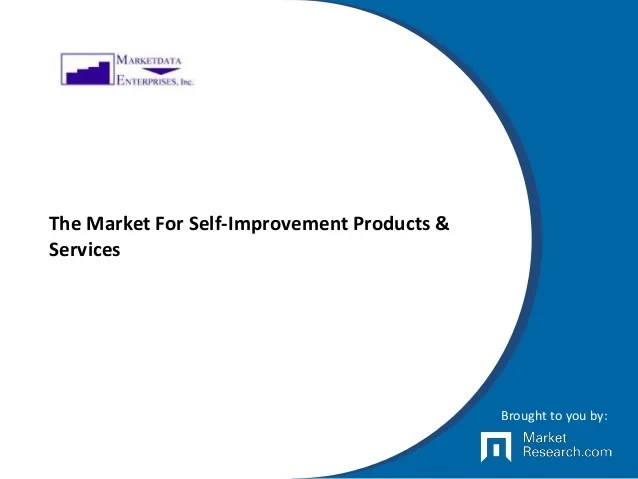 Self Improvement Market Size