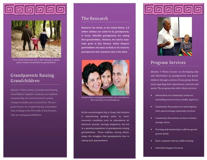 Marketing Brochure Sample