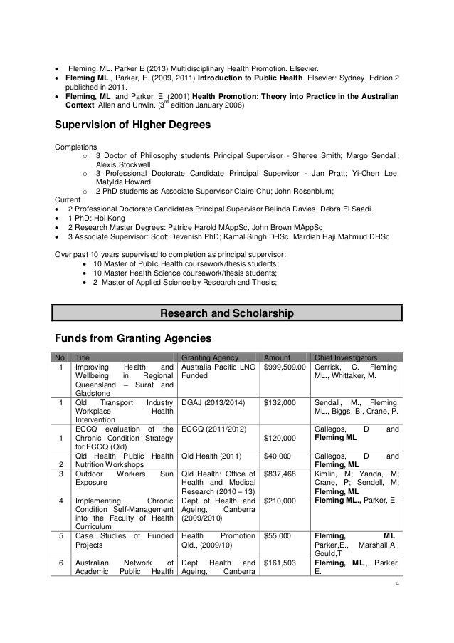 Sample Cv Phd Application For Student Applying Postgraduate Study The Uks Writing Your