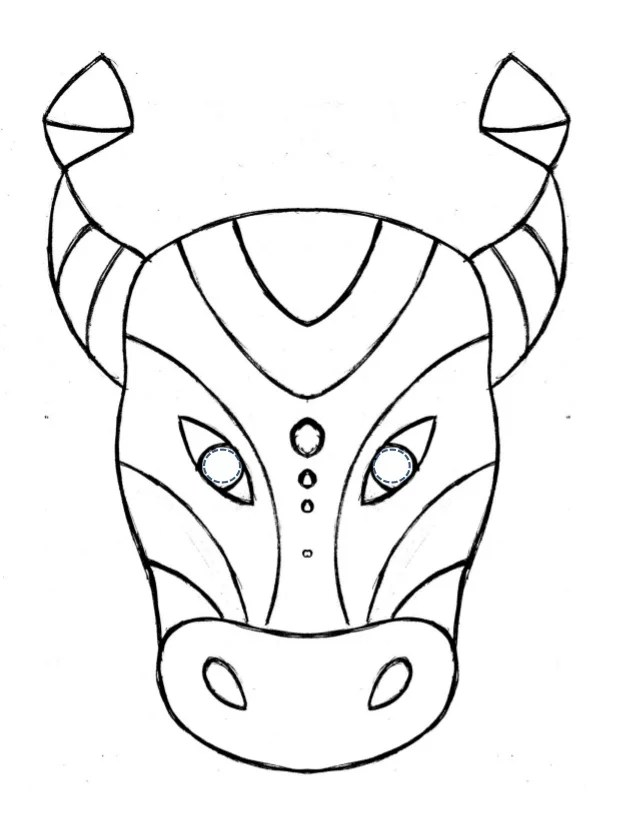 Mascaras De Carnaval De Barranquilla