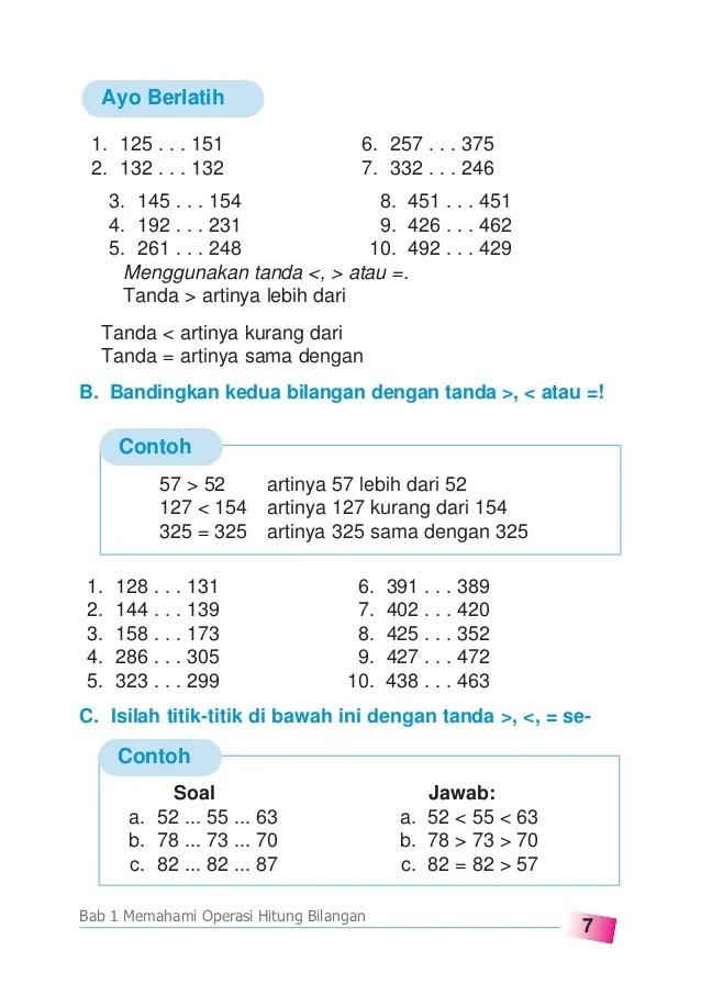 Contoh Bilangan Kurang Dari Dan Lebih Dari : contoh, bilangan, kurang, lebih, Matematika, Lebih, Kurang, Helmi, Kediris