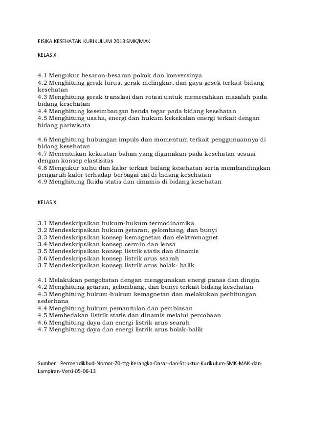 Materi Usaha Dan Energi Kelas 10 Kurikulum 2013 : materi, usaha, energi, kelas, kurikulum, Materi, Fisika, Kesehatan, Kurikulum, Kelas, (pristiadi