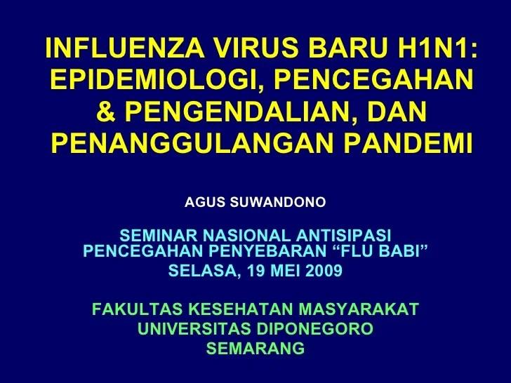 Materi Flu Babi Agus Sw