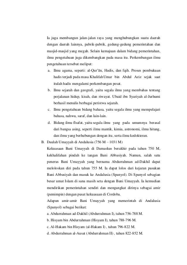 Perkembangan Ilmu Pengetahuan Pada Masa Bani Umayyah : perkembangan, pengetahuan, umayyah, Pengetahuan, Daulah, Umayyah, Terkait