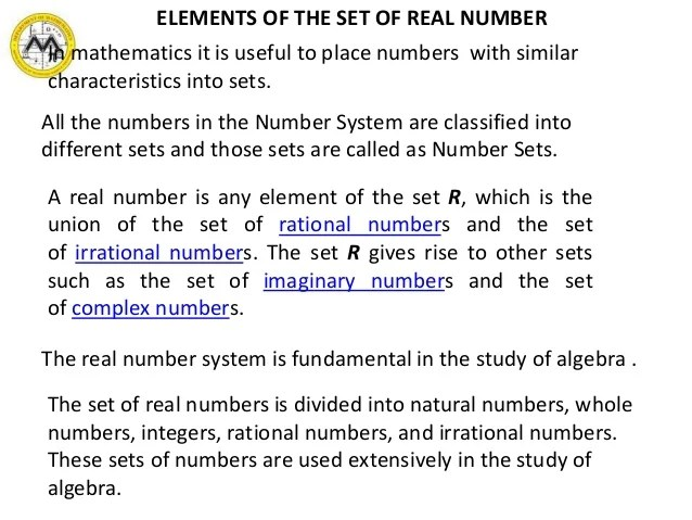 venn diagram for real number system concept map skeletal mit math syllabus 10-3 lesson 1: sets and the