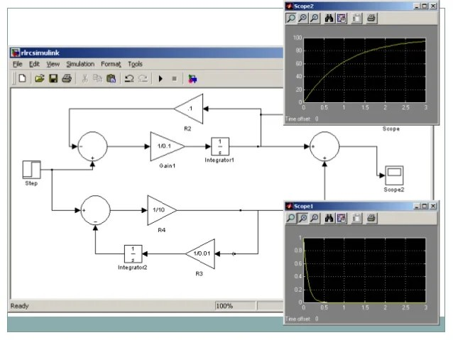 Modeling A System An Electrical Rc Circuit