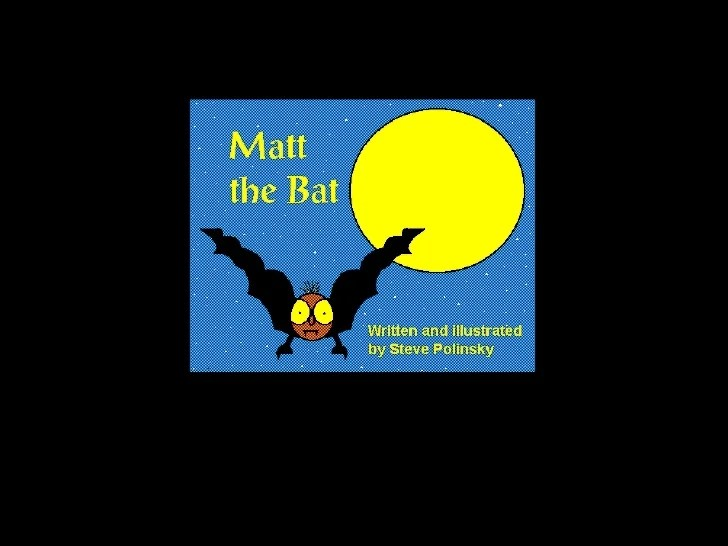 Image result for matt the bat
