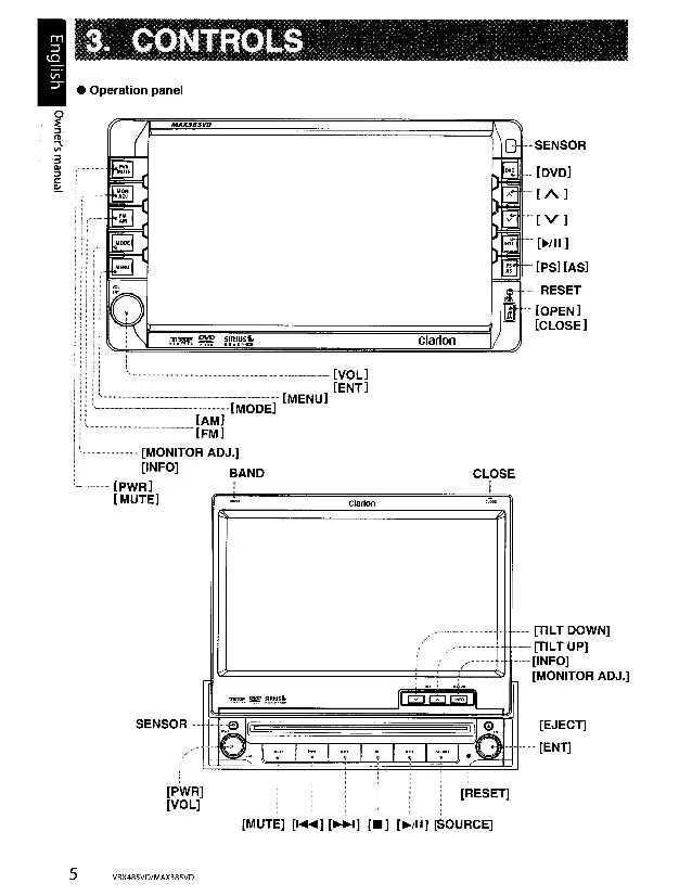 clarion vrx485vd wiring diagram 3 phase pressure switch vx401 harness : 28 images - diagrams | billigfluege.co
