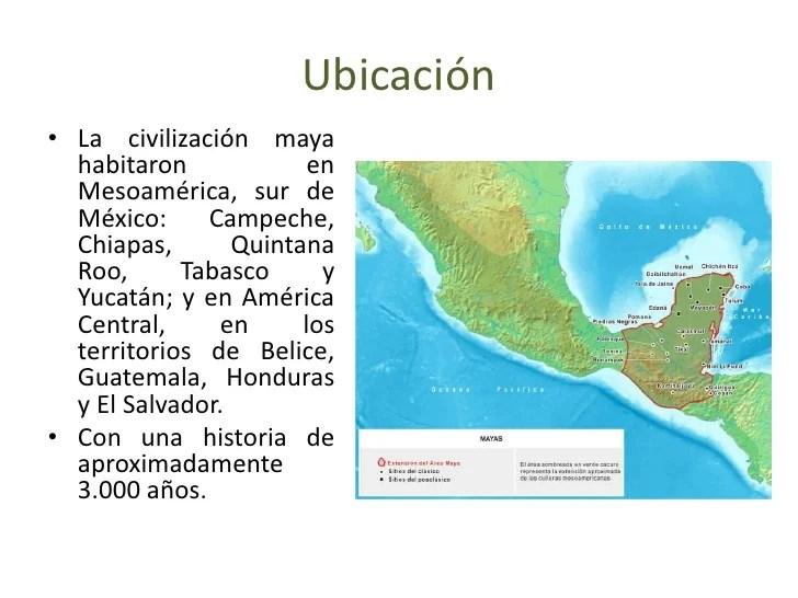 Los Mayas Informacion  SEONegativocom