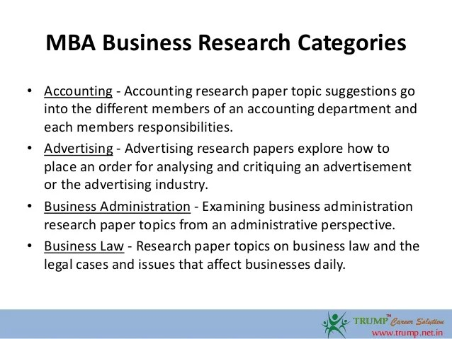 Business Research Paper Ideas Management Thesis On Banks Cheap
