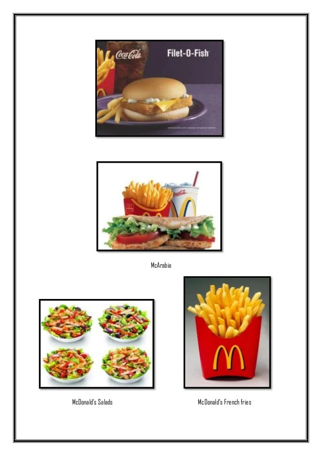 modern mcdonald   restaurant in london also project report and market survey of cbse class entrepr rh slideshare