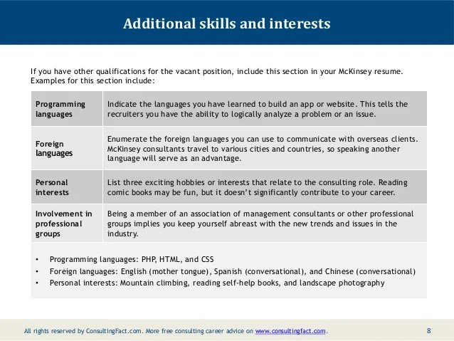 Resume Sample Skills And Interest Resume Ixiplay Free Resume Samples