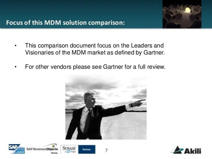 Mobile Device Management Comparison Chart - Otvod