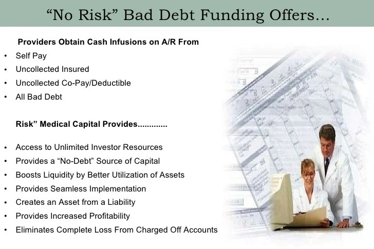 Medical Accounts Receivable Financial Solutions Provides Non-Debt Cas…