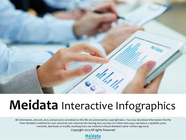 Text Interactive Infographic Add