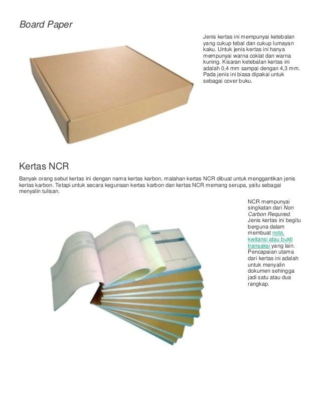 Jenis Jenis Kertas Dan Kegunaannya : jenis, kertas, kegunaannya, Jenis, Kertas, Digunakan, Untuk, Kemasan, Produk, Kerajinan, Adalah