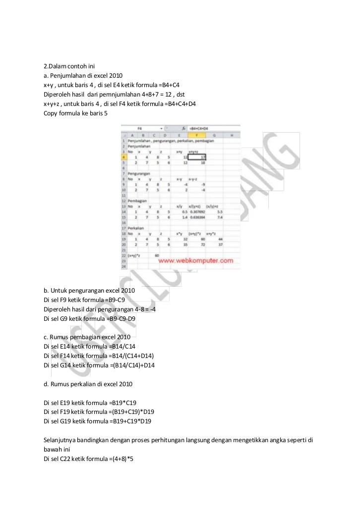 Cara menghitung logaritma dengan fungsi LOG Excel - YouTube