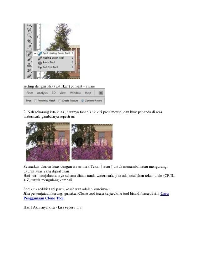 Cara Menghilangkan Watermark Dengan Photoshop : menghilangkan, watermark, dengan, photoshop, Menghilangkan, Watermark, Dengan, Photoshop