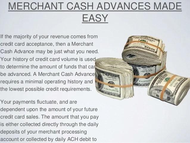 Merchant Cash Advance | Increment Capital Group