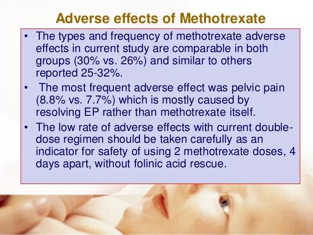 Methotrexate in ectopic pregnancy prof.salah roshdy