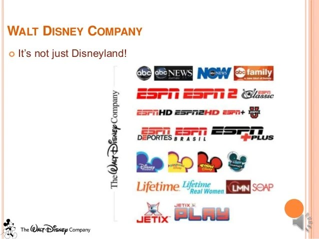 Walt disney company it   not just disneyland also strategic management case study rh slideshare