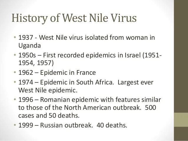 viral encephalities
