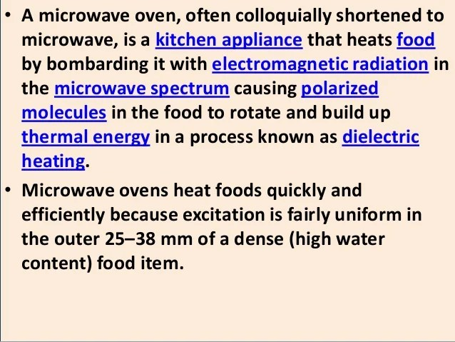 Amana Radarange Microwave 1965